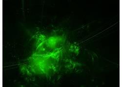 抽象,绿色198706