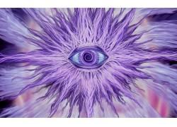 抽象,眼睛115695