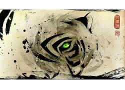抽象,眼睛154019