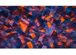 抽象,质地,华美,数字艺术,形状482641