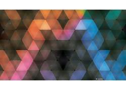 抽象,模式,安迪吉尔摩,几何,华美26476