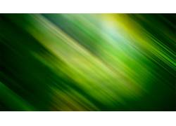 抽象,绿色,数字艺术,形状11172