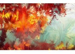 抽象,艺术品,华美32241