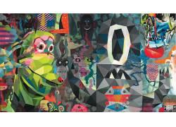 抽象,迷幻,超现实主义,数字艺术94783