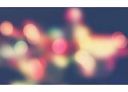 灯火,模糊,抽象,背景虚化,数字艺术24917