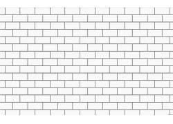 数字艺术,极简主义,抽象,壁,砖块,平克・弗洛伊德(乐队名,专辑封