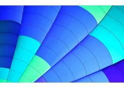 热气球,摄影,抽象,蓝色,绿色231996