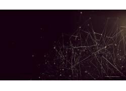 线,几何,Lacza,单色,电线,数字艺术,抽象22172