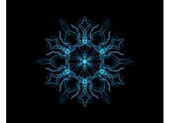 黑暗,抽象,数字艺术,黑色,蓝色1156图片