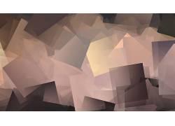 狂欢,立方体,抽象,几何,广场,梯度600703图片