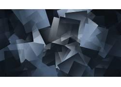 狂欢,立方体,抽象,几何,广场,梯度600707图片