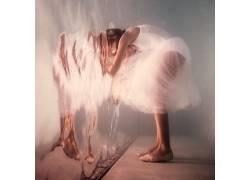 白色礼服,摄影,艺术品,幻想艺术,水,抽象103211