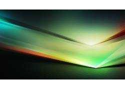 绿色,抽象,数字艺术22812图片