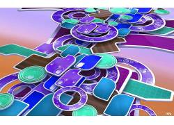 艺术品,抽象,数字艺术106823