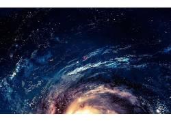 星系,抽象,科幻小说649585图片