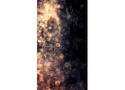 肖像显示,数字艺术,油漆飞溅,抽象671571