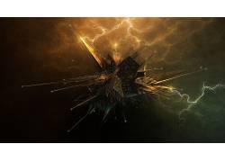 科幻小说,抽象,空间444531图片