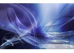 数字艺术,蓝色,抽象,线,信息图表,数字,二进制,文本,广场,六边形,