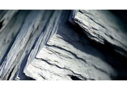 程序矿物,矿物,抽象,CGI,给予,数字艺术,艺术品,灰色257371