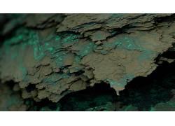 程序矿物,矿物,抽象,数字艺术,艺术品,给予,CGI257366