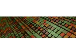 模式,抽象,程序生成,3D,Mandelbulb 3D,立方体165220