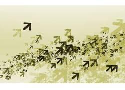 数字艺术,抽象,箭头(设计)23138