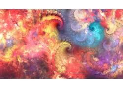 迷幻,华美,抽象,迷幻,分形650163