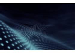 数字艺术,像素化,科幻小说,艺术品,抽象,灯火,模式,倾斜移位39613图片