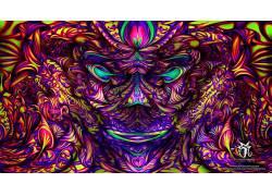 迷幻,抽象,迷幻650136
