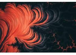 极简主义,backgound,质地,插图,抽象,向量,红,黑暗,火神667784
