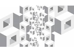 数字艺术,单色,抽象40369