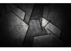 极简主义,抽象,单色,模式,几何,形状,黑暗,金属,三角形173300图片
