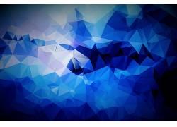 蓝色,抽象,黑暗,黑色355454