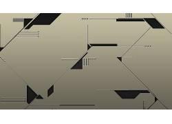 极简主义,抽象,数字艺术49915
