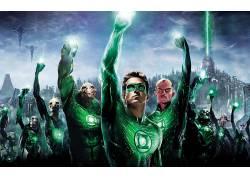 绿色灯笼,绿色,艺术品,角色设计,世界,电影67816