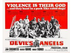 魔鬼的天使,电影海报,B电影114750