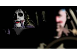 电影,蝙蝠侠,黑暗骑士,滑稽角色,MessenjahMatt52010
