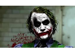 电影,蝙蝠侠,黑暗骑士,滑稽角色,MessenjahMatt52035