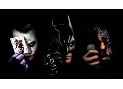 电影,蝙蝠侠,黑暗骑士,滑稽角色,双面人52030