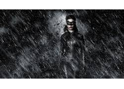 黑暗骑士崛起,猫女,安妮・海瑟薇,电影,MessenjahMatt,Selina凯尔
