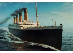 船,泰坦尼克号,电影17942
