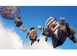 迪士尼皮克斯,Up(电影)387191