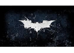黑暗骑士崛起,电影,艺术品,蝙蝠侠标志,蝙蝠侠,垃圾29344