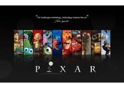 迪士尼皮克斯,皮克斯动画工作室,电影,动画电影,大学40225