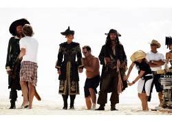 电影集,加勒比海盗,约翰尼・德普,凯拉・奈特利99530