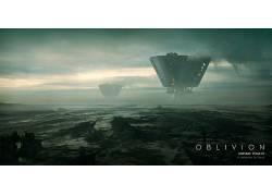 遗忘(电影),Andree Wallin,幻想艺术,未来,数字艺术,艺术品,电