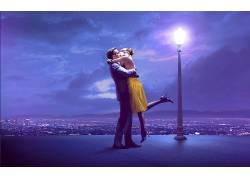 电影,跳舞,瑞恩・高斯林,艾玛斯通,啦啦土地,紫色481797
