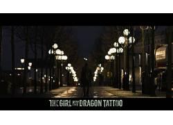 龙纹身的女孩,大卫芬奇,鲁尼玛拉,斯蒂格拉尔森,电影,色彩校正,丹