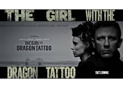 龙纹身的女孩,鲁尼玛拉,大卫芬奇,电影,丹尼尔克雷格,斯蒂格拉尔