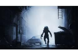艺术品,科幻小说,捕食者(电影)112735